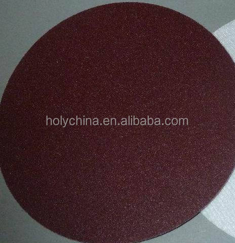 hot sale high quality round sand paper