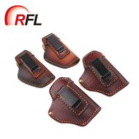 Wholesale price quick draw leather concealed carry holster