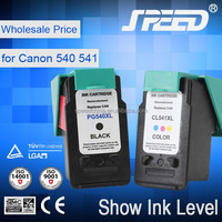 Best Price fillable ink cartridge pg540 cl541for canon printer