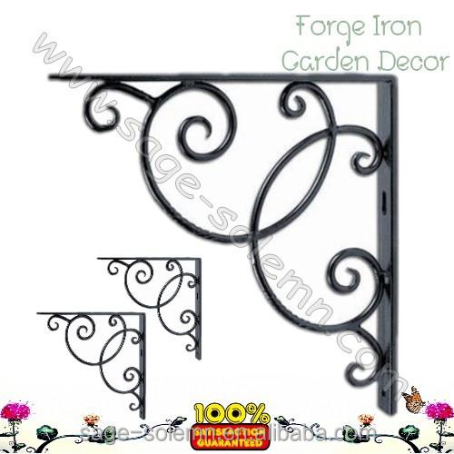 wrought iron shelf powder coating corner brackets buy shelf shelf bracket product on alibabacom