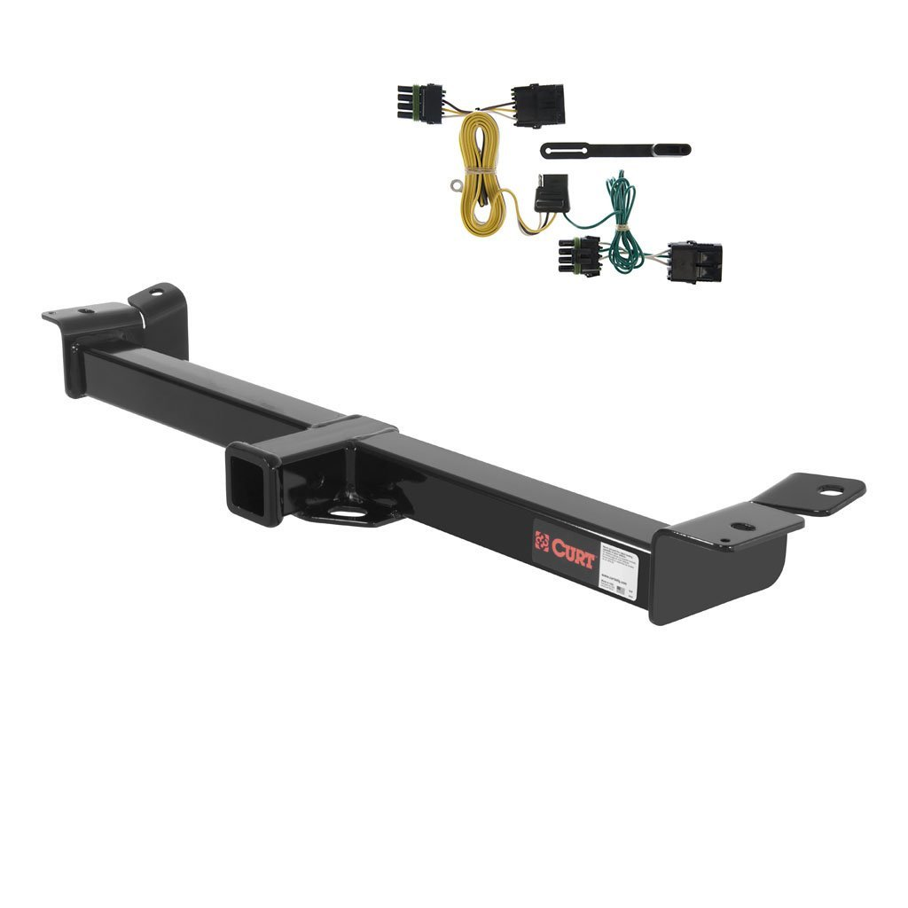 Get Quotations · CURT Class 3 Trailer Hitch Bundle with Wiring for 1997  Jeep Wrangler - 13408 & 55356