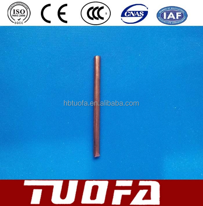 earth rod hardware with good quality 2018 copper
