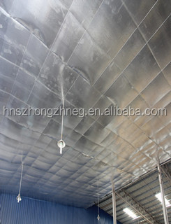 greenhouse bubble foil insulation / bubble thermal insulation