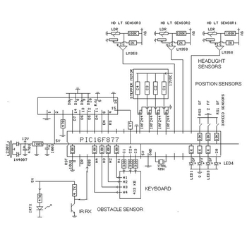 Pcb Circuit Diagram | Induction Cooker Pcb Circuit Boards Design With Lead Free Hasl Buy