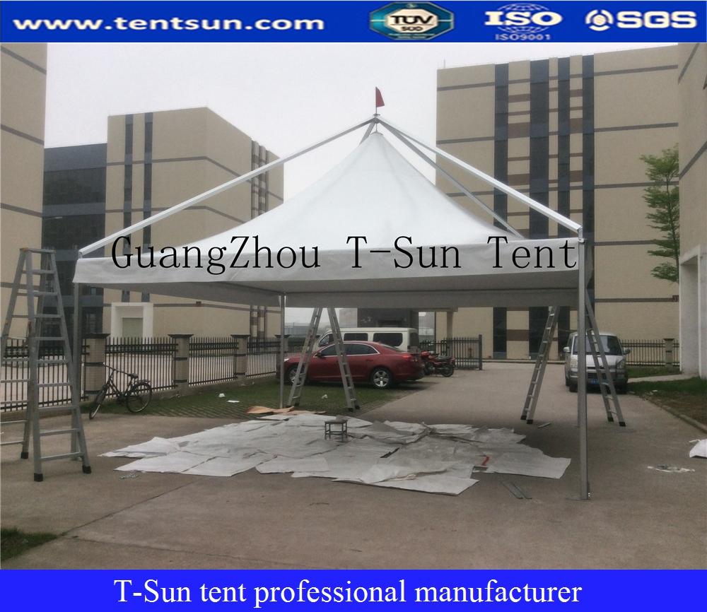Heavy Duty Outdoor Shelter Aluminium Rahmen 5x5 Mt Garten Pavillon ...