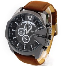 Luxusné pánske hodinky z Aliexpress