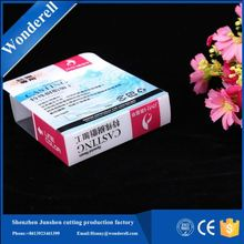 eco-friendly 4 color printing packing 30ml e-liquids paper box