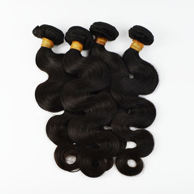 Virgin Beach Body Wave Onyx Bundles Of Hair Weaving Overnight Shipping Peruvian Hair Dubai