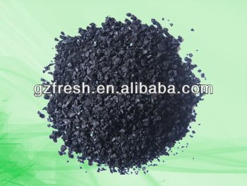 High Iodine Value Coconut Activated Carbon Water Treatment