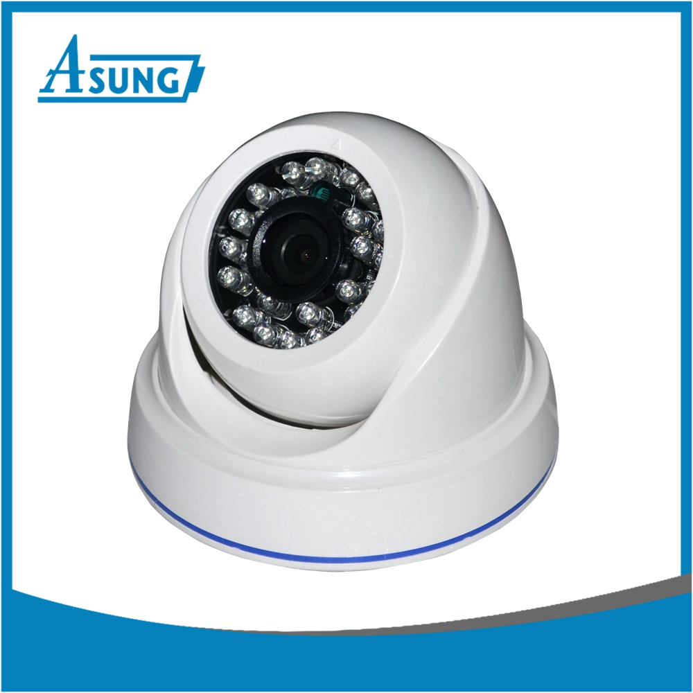 Hot selling 2MP 36ea IR LED Vandal Proof Dome Camera with 3.6 mm Lens