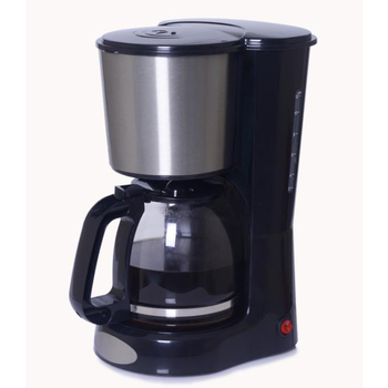 yunsheng 1.5L 900W 10-12 cup drip coffee maker with stainless steel decoration