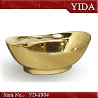 luxury bathroom design sinks bathroom, bathroom sink with gold color, wash basin price with best price