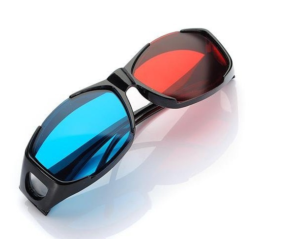 3d Nvidia Vision Myopiageneral Glasses: Online Shopping Blue Film Movie
