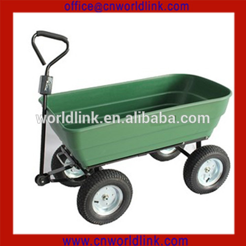 Plastic PP Material Utility Beach Wagon for Kids