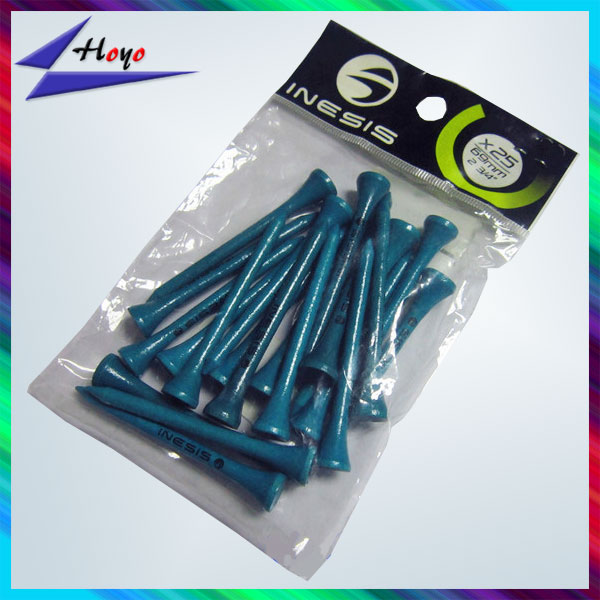 plastic golf tees wholesale packing bag