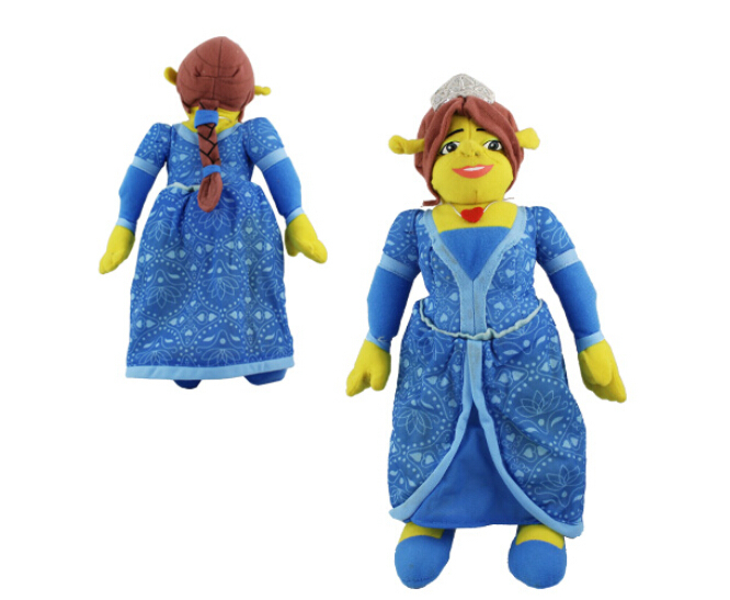 Fiona Plush Cartoon Movie Shrek Plush Toys Fiona Princess 30cm Plush Toys