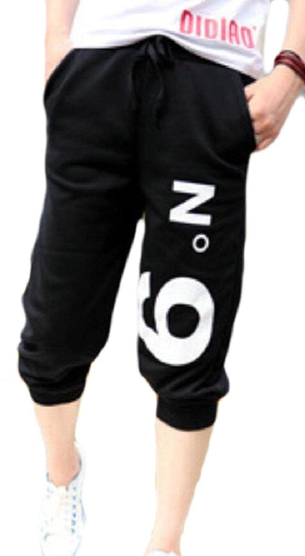 Hateone Mens Swimming Pants Drawstring Elastic Waist Surf Beach Shorts with Pockets /& Mesh Lining