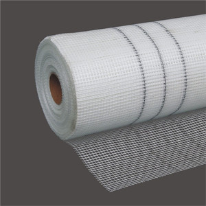 Paints Acid Alkali Resistant Fiberglass Mesh Ideal Materials