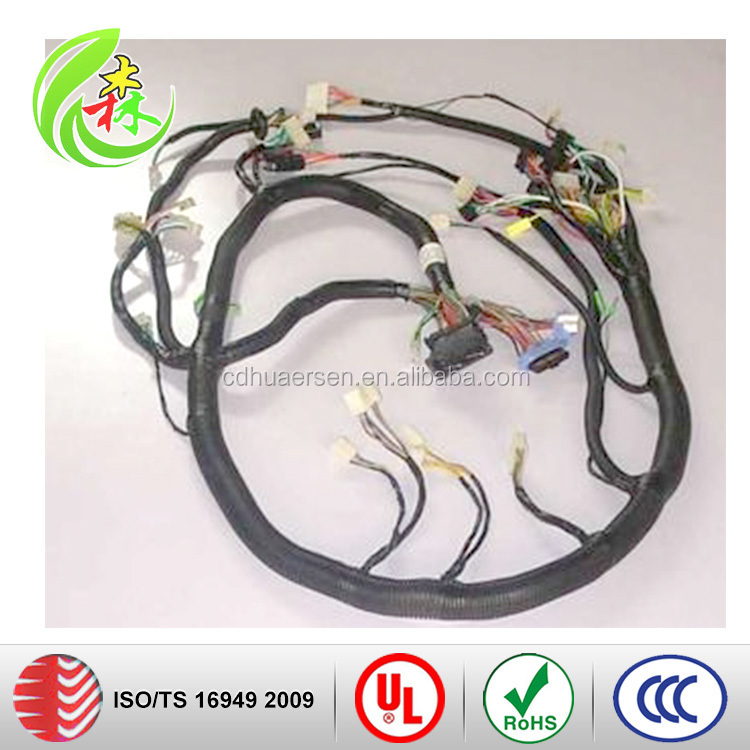 Shielded wire ,car automotive and home appliance wire harness 01m for volkswagen automatic transmission wire harness