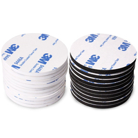 Round Strong Adhesive Die Cut EVA Foam Pad Tape 9080 Stickers Pad Mounting Double Sided