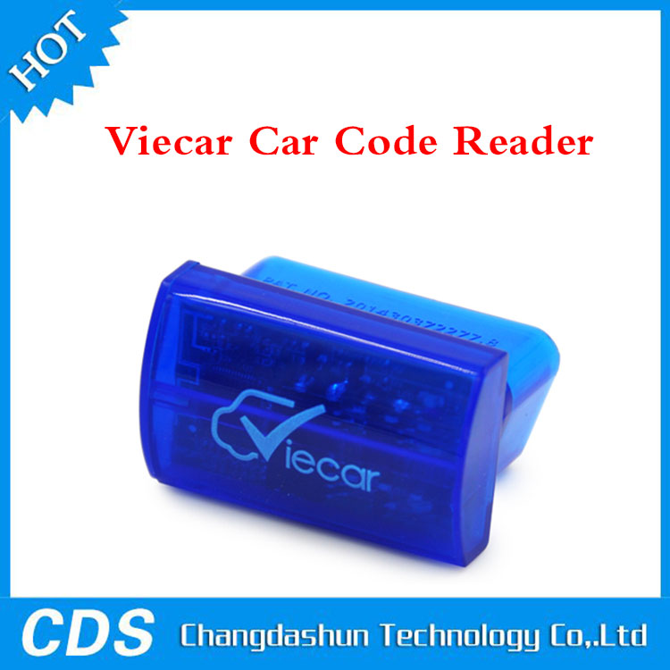 MINI ELM327 Interface Viecar 2.0 OBD2 Bluetooth Auto Diagnostic Scanner Support Android/Windows