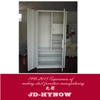 Office Metal Furniture File Cabinet Filing Cupboard Wardrobe Closet