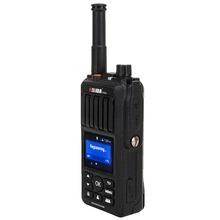 Android radio 2G \ 3G \ 4G de equipos de red CD990 LTE/GSM/WCDMA android walkie talkie dos radio 4g lte