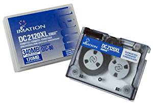 Imation Dc2120Xl Ximat 170/340MB Cartridge (1-Pack) (Discontinued by Manufacturer)