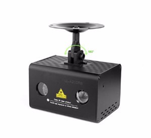 Mini Laser Star Liquip Light Projector With 12 Patterns
