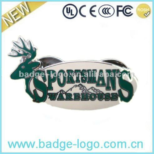 novelty custom cheap embroidered bullion wire blazer badges