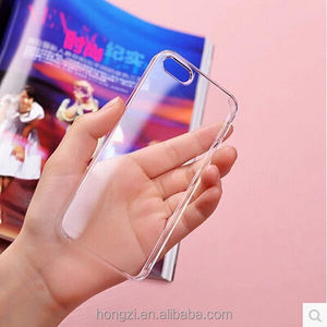 Super Slim Design Silicon Transparent Original Phone Case for iphone 5C Crystal Clear TPU Soft Case Cover 5C in stock