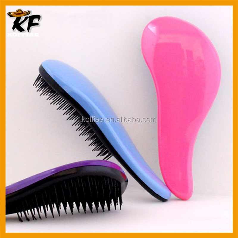 2015 factory tangle free detangle hair brush,tangle hair brush teezer
