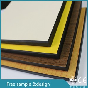 12mm thick high pressure laminate phenolic compact board