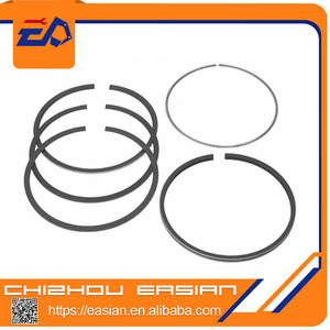 Motorcycles parts 4ZE1 piston ring for TFR17 TFS17 OE 8-94405-614-0 8-94446-957-1 RIK 17590 with 92.6mm diameter fit for isuzu