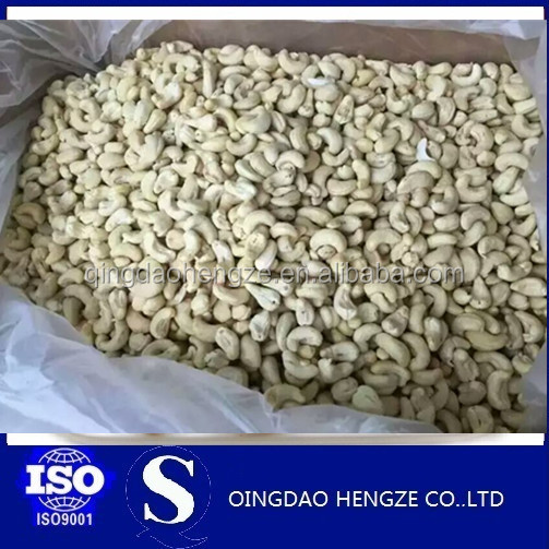 Hot Sale Raw Cashew Nut Kernel W240 W320 W450