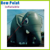 Inflatable animal toys,big elephant inflatable cartoon character,big cartoon characters