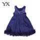 Girl's Bowknot Baby Frock Style
