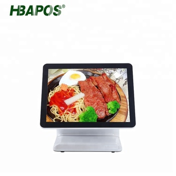 HBAPOS cash register supermarket pos system all in one cheap pos machine price