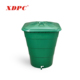 rain water barrel plastic bucket water container with tap