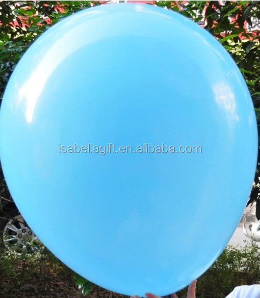 Made in China Wedding decoration balloons Big Size 36 inch Latex balloons