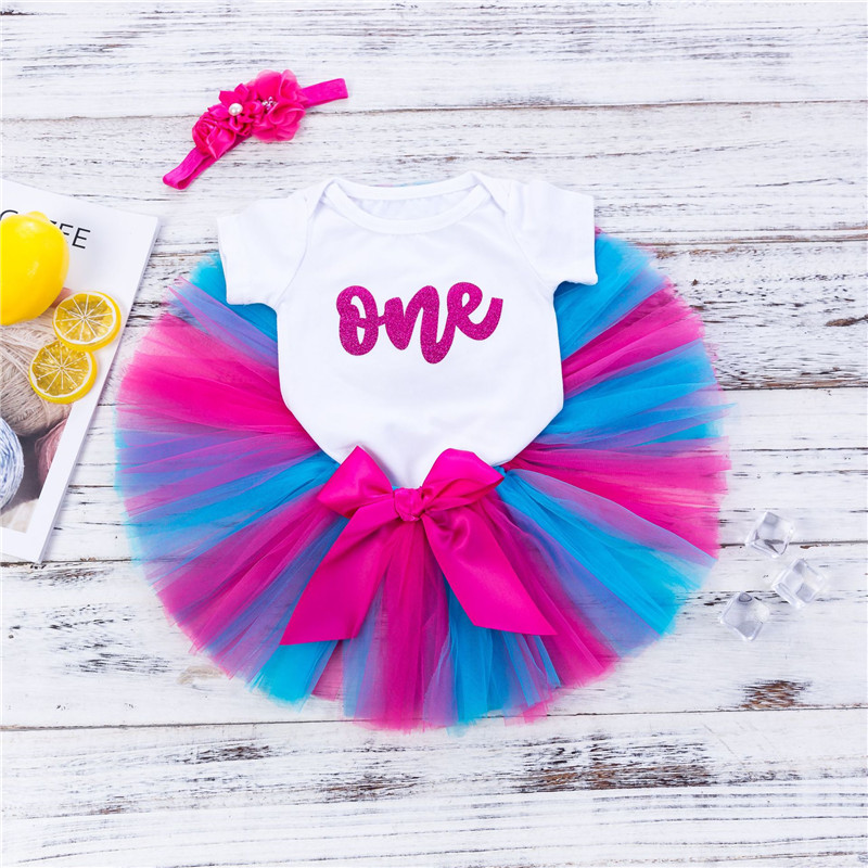 Alibaba.com / Boutique Children Clothing Birthday Gift Tutu Set Newborn Baby Girls Clothes