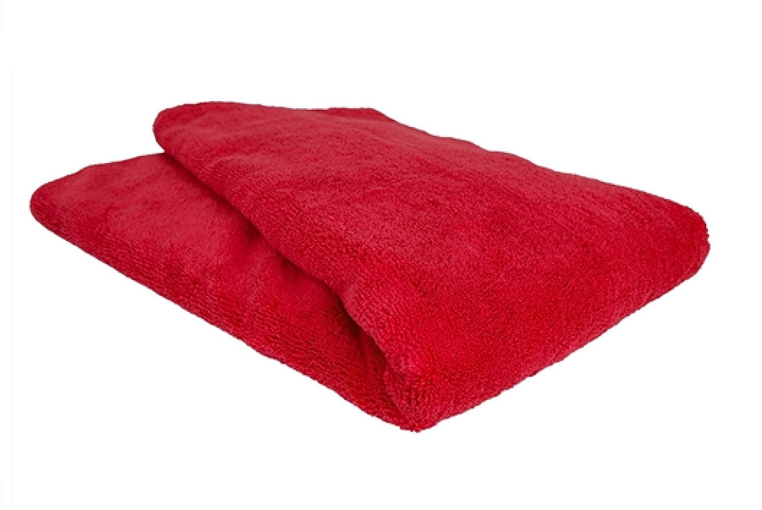 Big Deal! Cotton Terry Towel,RED Color,Low Cost Bulk Towels at Wholesale Prices! (50 Count Pack) (50, RED)