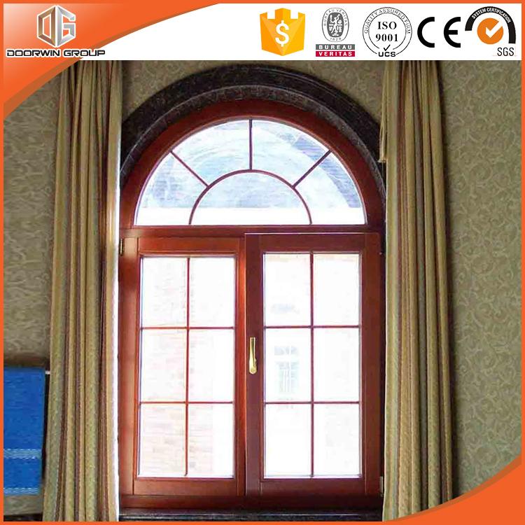 Moderno dise o de parrilla de ventana de madera revestida for Fabrica de puertas de aluminio