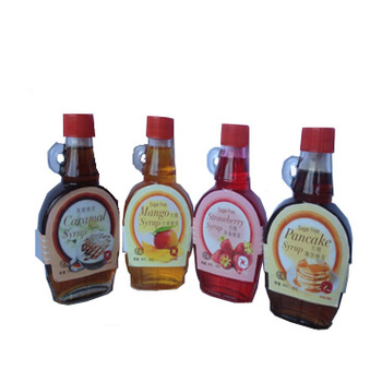 popular kinds of flavor syrup for coffee and juice