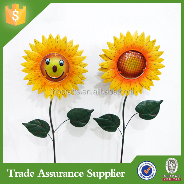 Metal Sunflower For Garden, Metal Sunflower For Garden Suppliers And  Manufacturers At Alibaba.com