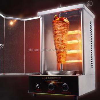Good Price Philippines Mini Chicken Shawarma Grill Machine ...