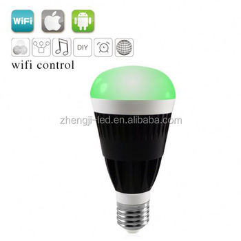 New Products Development,Free APP,magic Home Internet Remote Controlled  Wifi Led Light Lamp