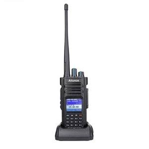 GPS Ailunce HD1 IP67 Waterproof Dual Band China Digital DMR Ham radio 10 watt encrypted two way radio