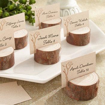 Diy Wooden Wedding Centerpieceswood Tree Bark Log Slice For Table