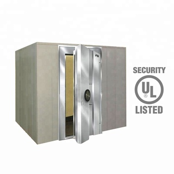China Panel Storage Security Strong Vault Safe Cabinet Bank Room For Home Bank Hotel Use